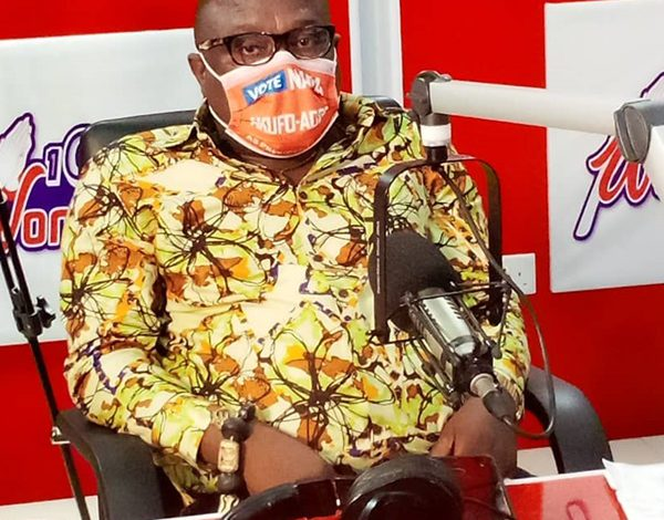 Alan Kyeremateng Must Be Told Bawumia Is The Next Flagbearer Of NPP- Political Analyst